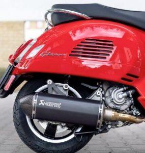 Un scooter 50 cm3 Peugeot Kisbee