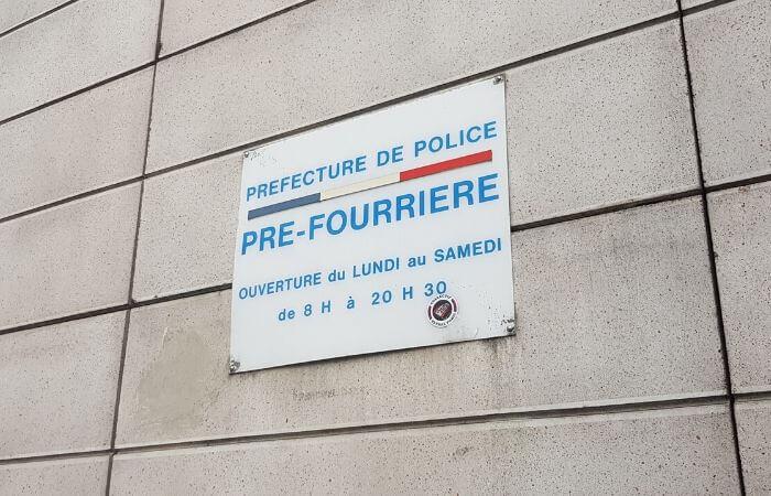 Les adresses des fourrières à Paris