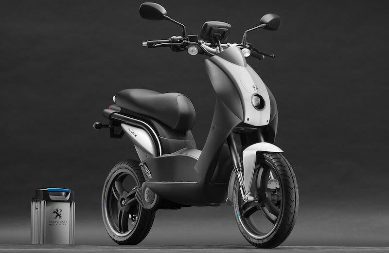 Le scooter électrique Peugeot e-Ludix pourrait être disponible en LDD ou LOA à 99 euros par mois