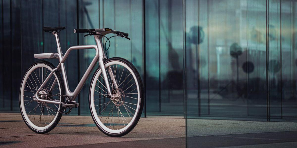 Le smart bike Angell de Marc Simoncini