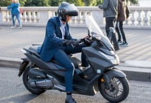 Vignette assurance scooter