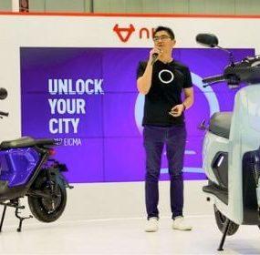 Lancement 3 nouveaux scooters électriques NIU