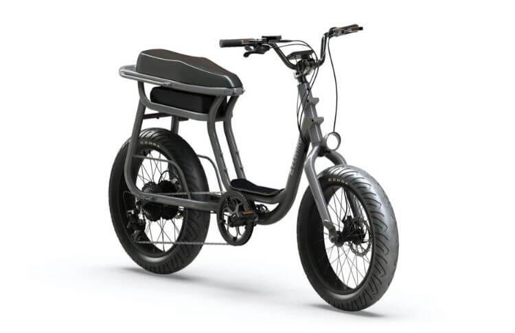 Le Vélo électrique Biplace Yuvy Go Fast Stay Cool