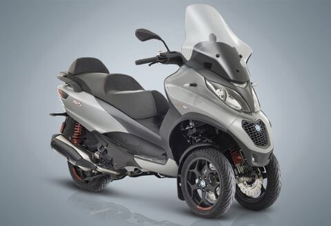 Le scooter 3 roues Piaggio MP3 500 HPE