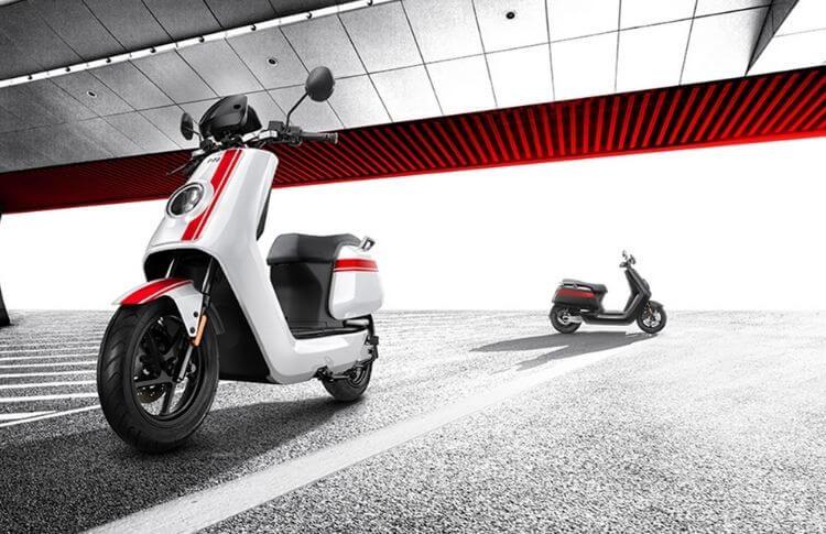 scooters électriques Niu