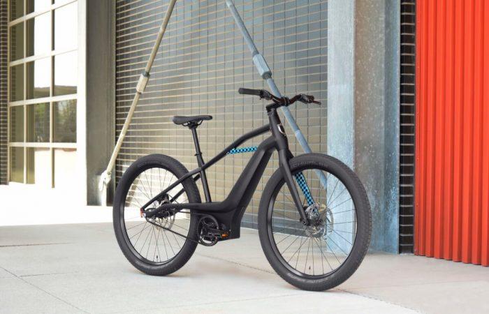 Un vélo électrique Harley Davidson